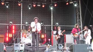 Charles Bradley - Confusion live at Colours of Ostrava 2014