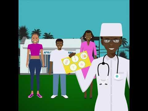 Decrease the teenage pregnancy rate in Mombasa County (Swahili) Video thumbnail