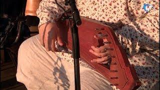 На Ярославовом Дворище открылся второй международный фестиваль музыкальных древностей «Словиша»