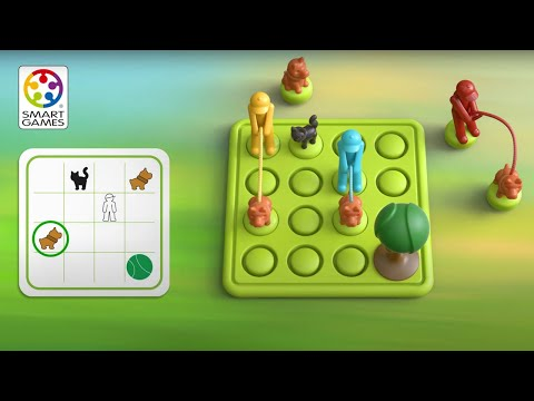 Youtube Video for Walk the Dog - Logic Puzzle Game