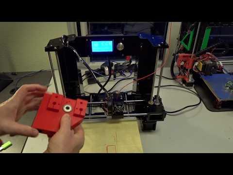 Der Anet A6 3D-Drucker im Test