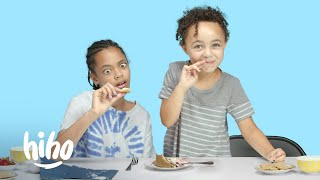 Kids Try No-Bake Desserts | Kids Try | HiHo Kids