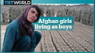 Bacha posh: The Afghan girls living secretly as boys