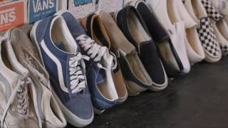 Vans Vault OG Collection - A Chat with Henry 'Pillowheat' Davies