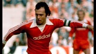Franz Beckenbauer VS Ajax (1973)
