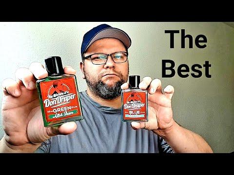 Das beste After Shave! | Don Draper | Nassrasur | Fragrance Dawg