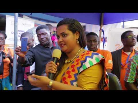 UN Secretary General's Youth Envoy visit to Ghana