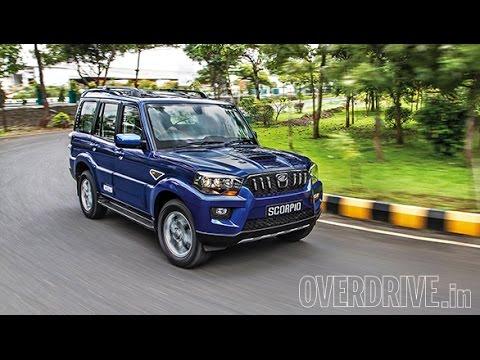 2015 Mahindra Scorpio India First Drive Review