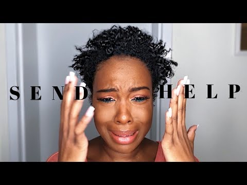 A BLACK GIRLS GUIDE TO SURVIVING A BAD TWIST OUT | #NaturalHair | Nia Hope