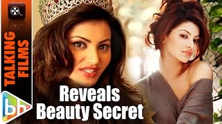Urvashi Rautela EXCLUSIVELY Reveals Her Beauty Secrets And Diet