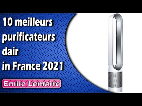 10 meilleurs purificateurs dair in France 2021