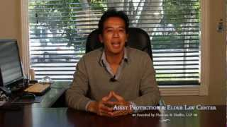 How do you know when to put someone in a Nursing Home - Patrick Phancao; Esq.