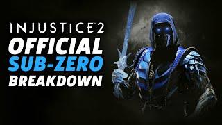 הדמות Sub-Zero זמינה כעת במשחק Injustice 2