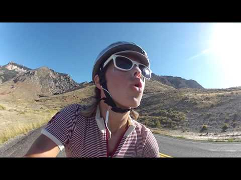 Biking Lovell to Sheridan, WY