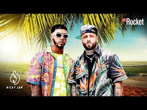 Whine Up - Nicky Jam x Anuel AA | Video Oficial