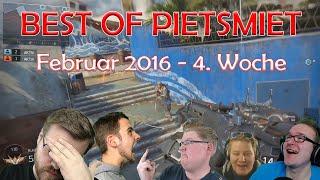 Best of PietSmiet [FullHD] - Februar 2016 - 4. Woche