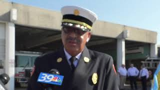 Jackson Fire Departments Remembers Heroic First Responders