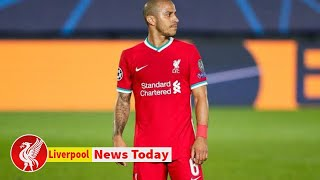 Liverpool star Thiago Alcantara struggling to fit into jigsaw despite undeniable class - news today