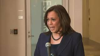 Harris: 'Stand up & fight for best of who we are'