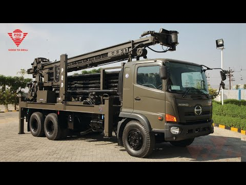 Automatic Water Well Drilling Rigs