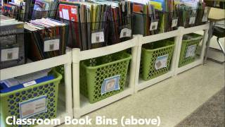 Classroom Library (Updated 8-25-11)