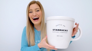 Most Expensive Thing at Starbucks?!
