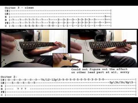 Snuff chords & lyrics - Slipknot