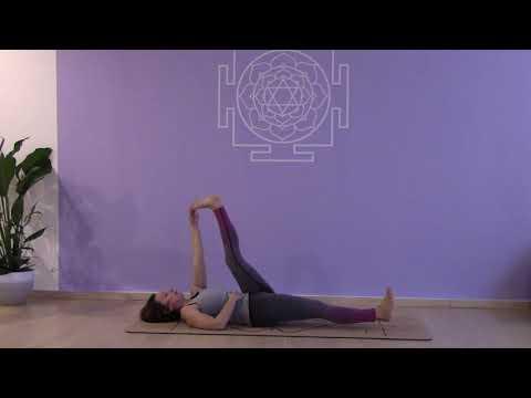Olisticmap - hatha yoga per il rinforzo del perineo