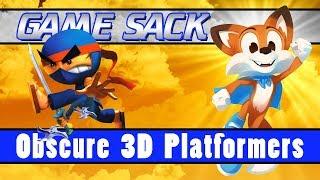 Obscure 3D Platformers - Game Sack