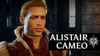 Dragon Age: Inquisition - King Alistair Cameo (feat. Fiona)