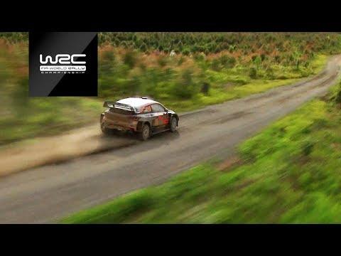 WRC - Rally Australia 2018: Aerial Special