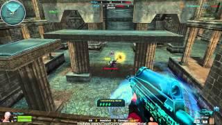 [XATHU.VN gameplay]#3: F2000-Mirage zombie Đấu Trường La Mã VaiLinhHon (Kênh Chính Thức)