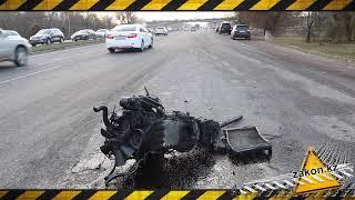 Жуткое ДТП на трассе Алматы - Бишкек: пострадали три человека
