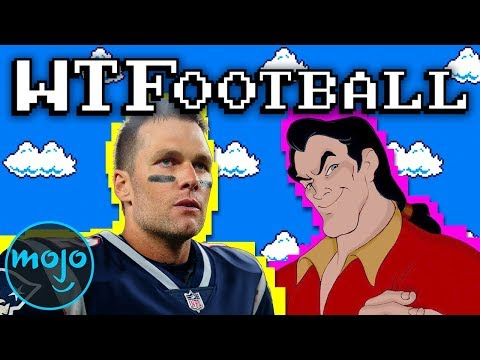 Top 10 Disney Characters Who Would Cut It in the NFL - WTFootball
