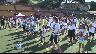 Special Olympics sports day stresses importance of inclusion