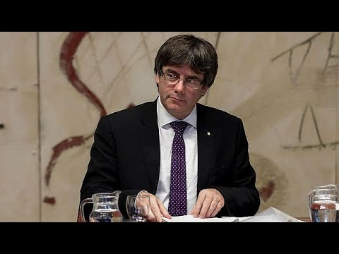 Puigdemont says Catalonia 'will not accept' Spain's plan