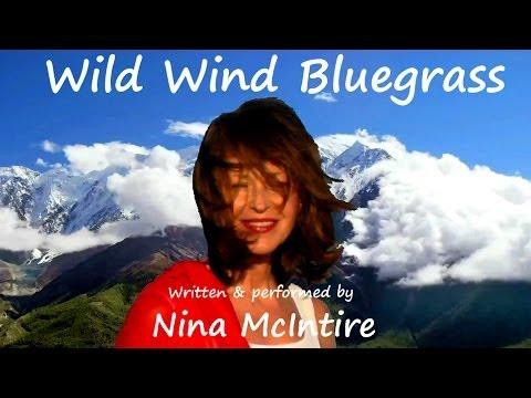 Wild Wind Bluegrass - Nina - Ivory Fantasy