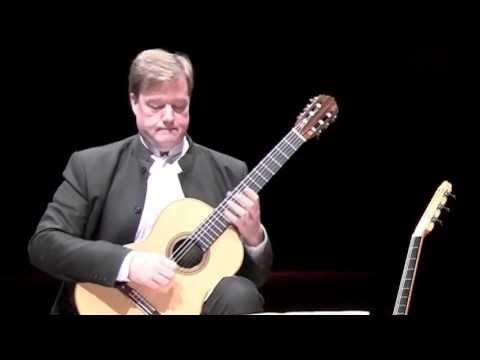 Eduardo Sainz de la Maza: Habanera. Timo Korhonen, guitar