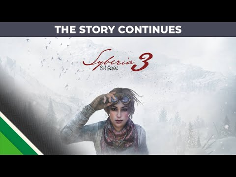 Syberia 3 - [The Story Continues] - PS4 XBOX ONE PC MAC - EN thumbnail