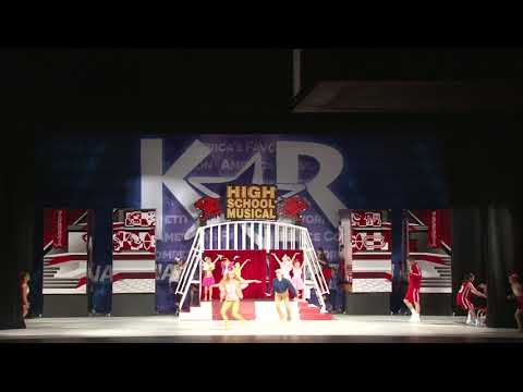 People's Choice// HIGH SCHOOL MUSICAL - Gotta Dance Academy [Redondo Beach, CA]