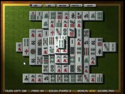 Mahjong 3D - Mahjong