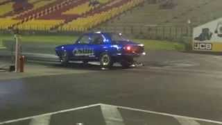 Sdr Motorsport Mazda Blue Rx2 Burnout
