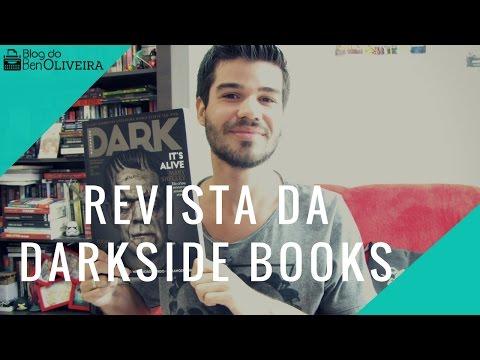 Revista da DarkSide Books (Novidades da Editora) | Blog do Ben Oliveira
