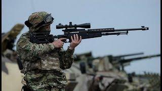 Украинцы разработали винтовку нового поколения — Секретный фронт