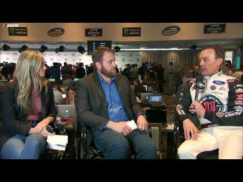Harvick, Busch on what they expect in Duel, Daytona 500
