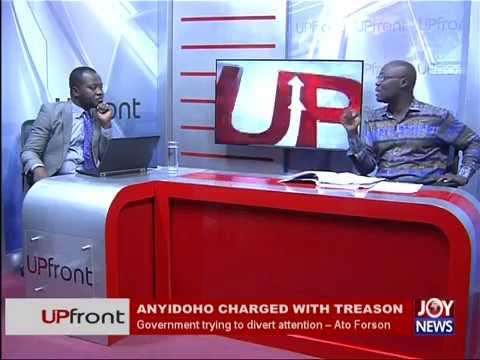 Ghana's Rising Debt - UPfront on JoyNews (28-3-18)