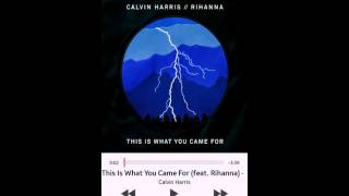 Descargar C.H FT RIHANA THIS IS WHAT YOU CAME FOR