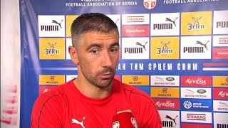 Izjava Aleksandra Kolarova Posle Poraza od Portugala | SPORT KLUB Fudbal