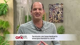 Cartela de Cores no Ateliê na TV