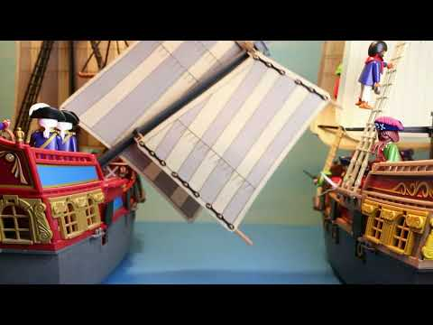 Playmobil Pirates The Big Sea Battle 2